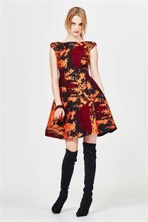 BURNS OF ENDEARMENT DRESS-shop by style-Lynn Woods Online Store