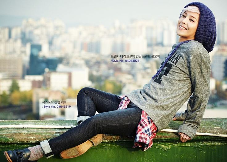 PHOTOS] G-Dragon for BSX (Fall/Winter 2014 Collection) | GDragon UK