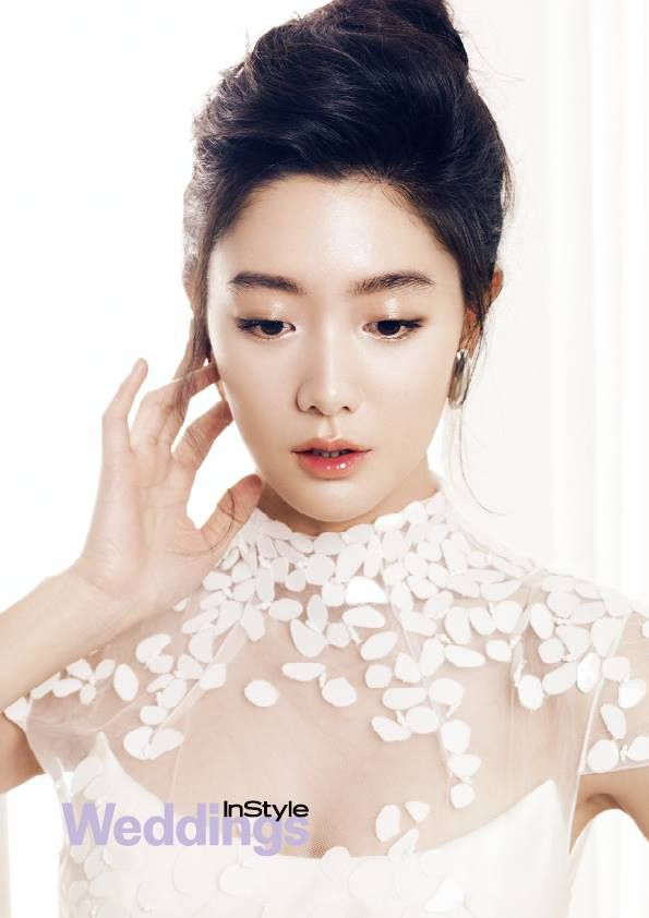 Clara Lee for Instyle Weddings