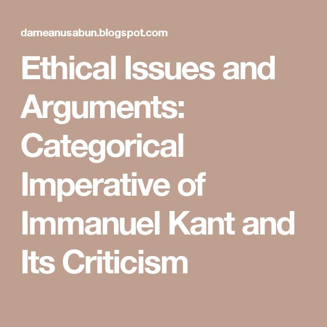the arguments and theories of immanuel kant on metaphysical thinking Millions of books at your fingertips on google play books the greatest works of immanuel kant: kant completes his political theory and philosophy of.