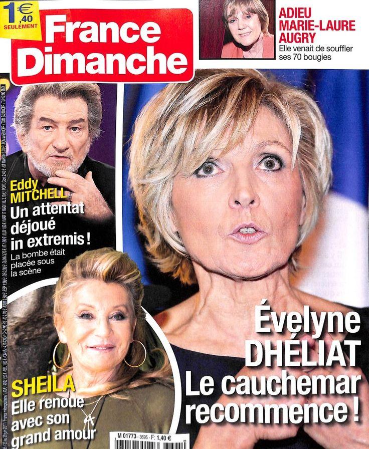 Abonnement France dimanche | Abonnement magazine par Toutabo.com
