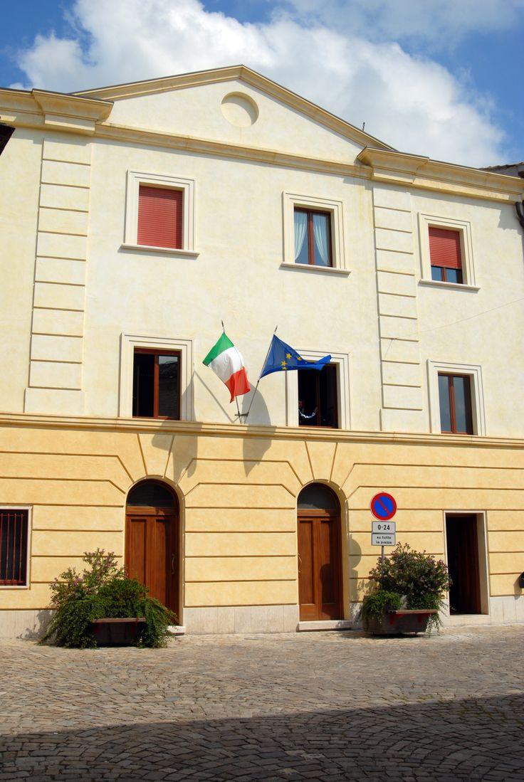 Palazzo comunale #marcafermana #ortezzano #fermo #marche