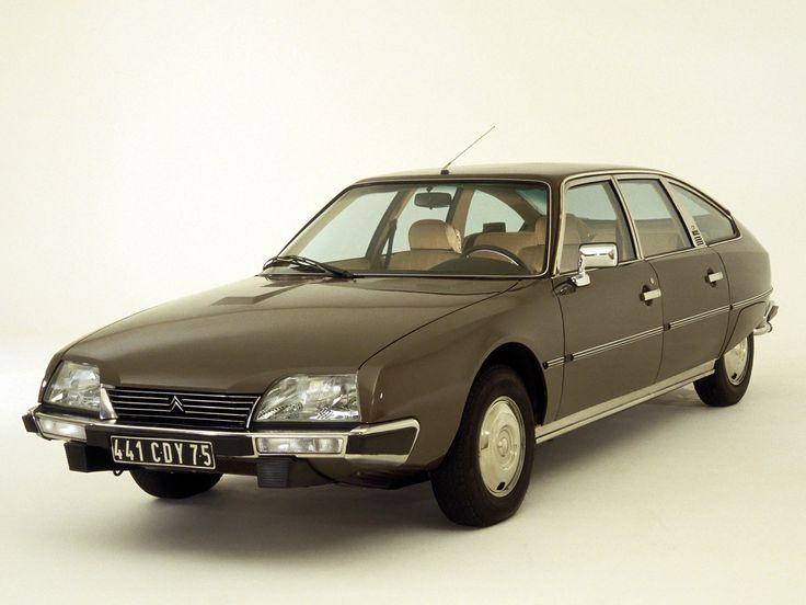 1976–85 Citroën CX 2400 Pallas