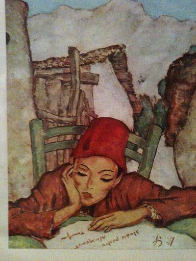 The enchanting artwork of Nicolae Tonitza.