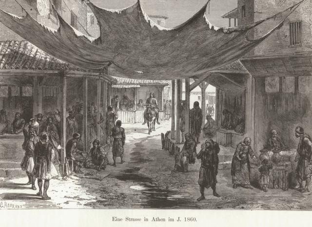 1860, Athens Street  - SCHWEIGER LERCHENFELD, Amand von