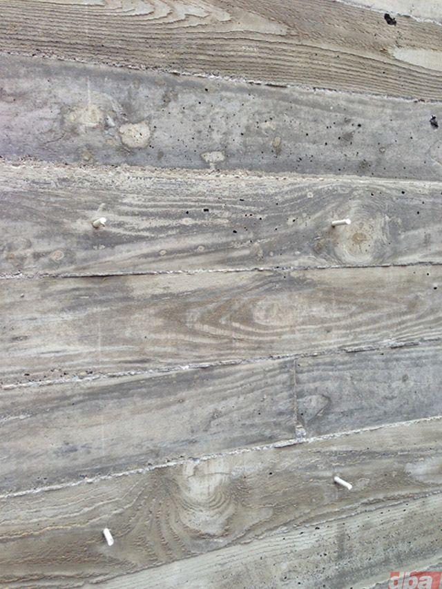 Code Red: Board Formed Concrete Walls | DAN BRUNN ARCHITECTURE BLOG