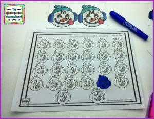 Snowman Emoji Letter FREEBIE! | Smedley's Smorgasboard of Kindergarten | Bloglovin'
