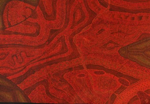 rugs by Barbara king | Aboriginal Dreamtime Fine Art Gallery Manly Northern Beaches Sydney ...