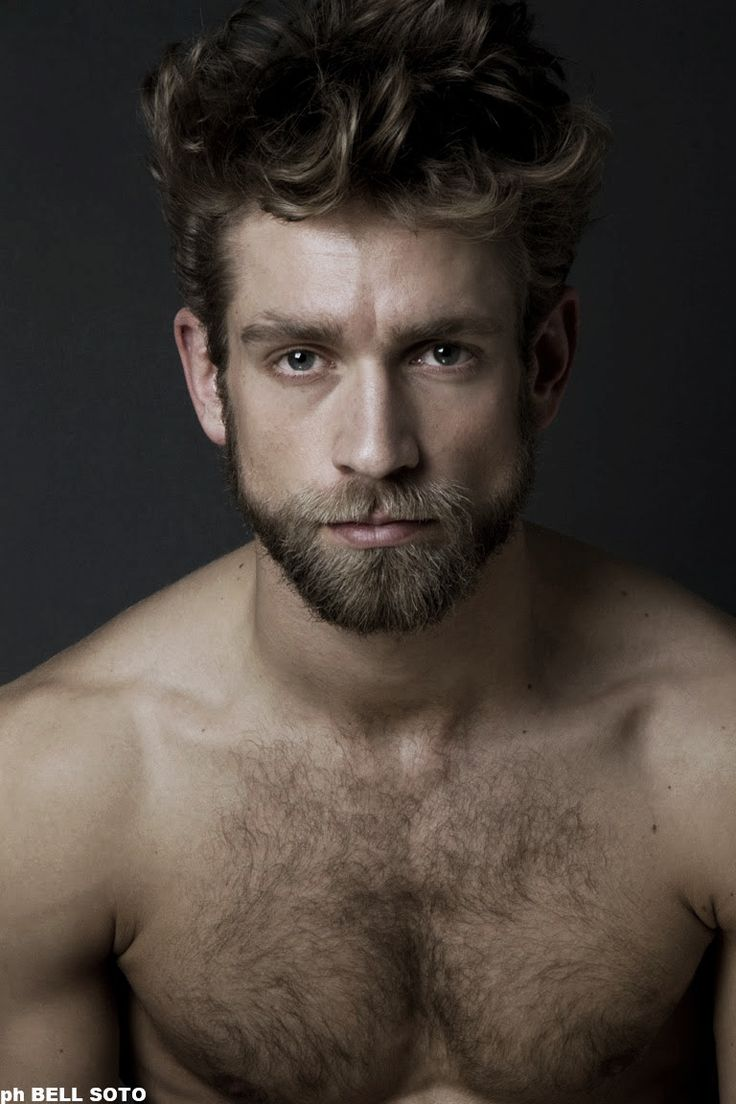 Handsome Bearded Young man. | Characters | Pinterest