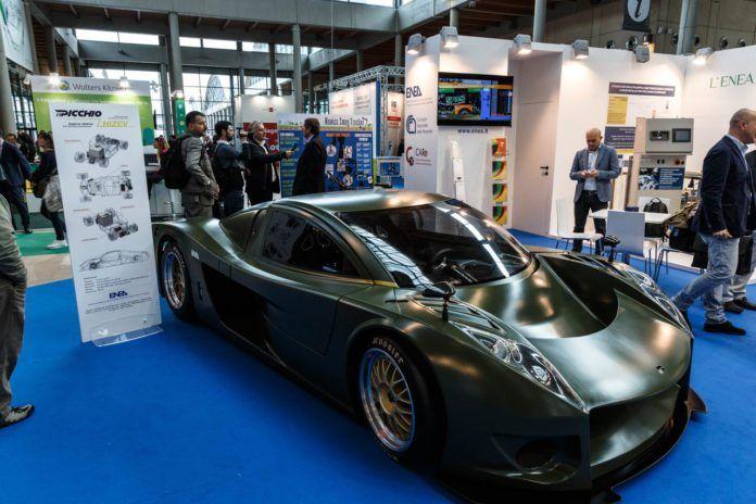 Hizev, la sportiva elettrica Made in Italy