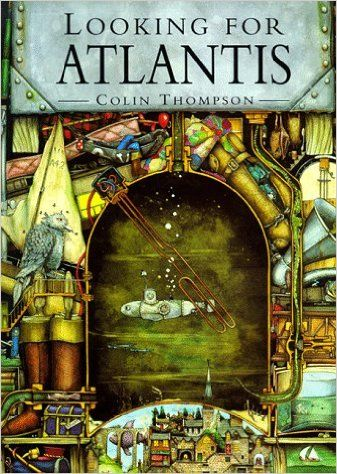 (Own) Looking for Atlantis: Colin Thompson: 9780679856481: Amazon.com: Books