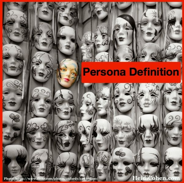 Persona definition has 10 marketing persona attributes. Posed as questions, these 10 marketing persona elements can improve your content marketing.