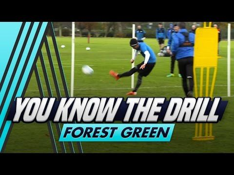 Passing and Finishing | You Know The Drill - Forest Green Rovers - YouTube