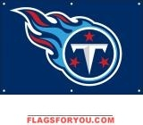 Titans Fan Banner 2ft x 3ft