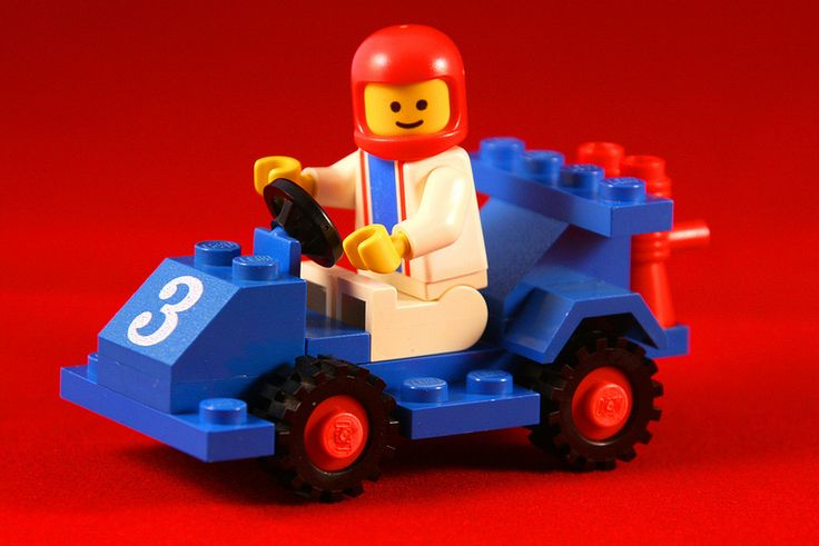 Day 340 - Lego toy car | by Ben936