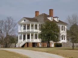 Kershaw House in Camden, South Carolina