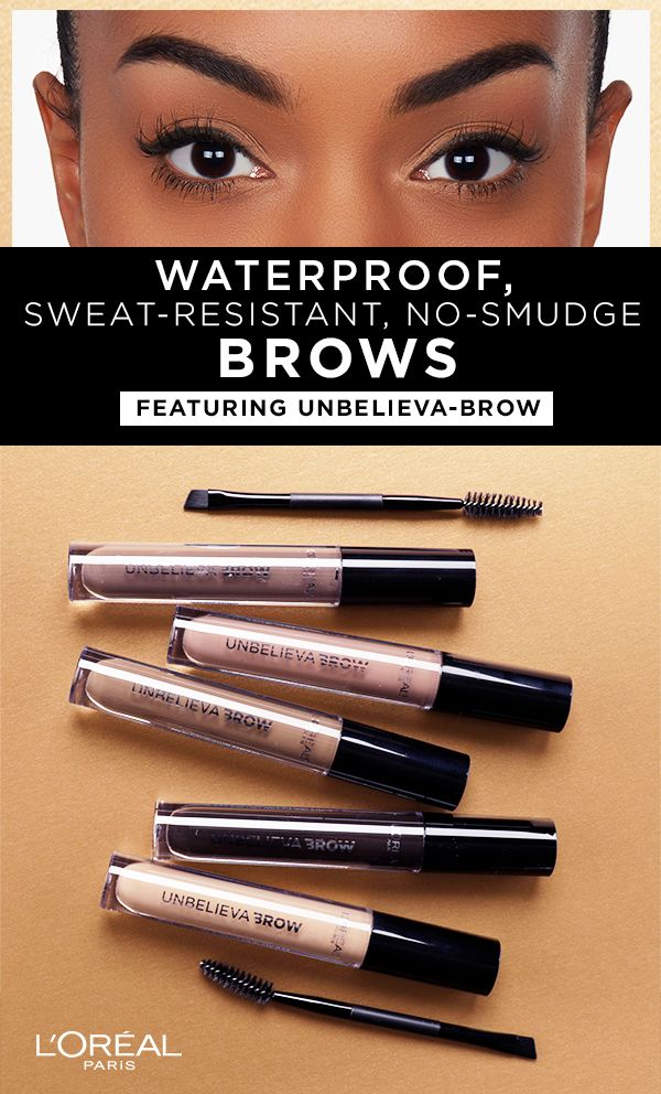 142f0ba0e98c Unbelieva-brow is a waterproof, longwear brow gel to fill and thicken brows  that last- experience brows for days, enhanced up to 48 hours