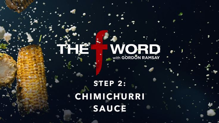 Learn how to make chimichurri sauce with Chef Gordon Ramsay.