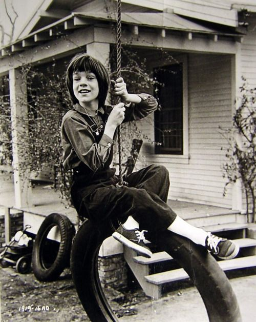 Mary Badham, 1962, To Kill a Mockingbird