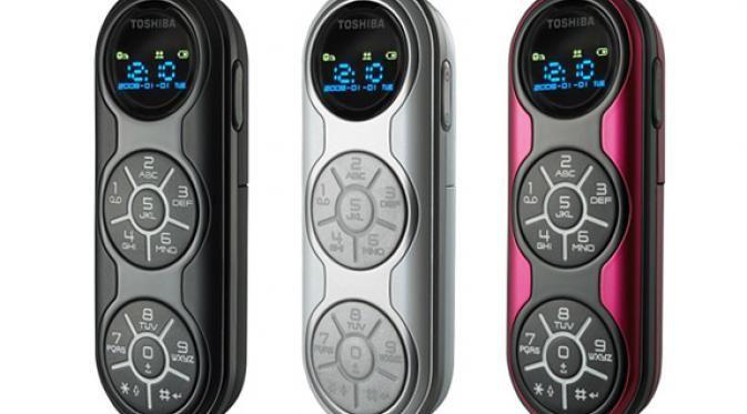 4 Desain Ponsel Paling Aneh yang Pernah Ada