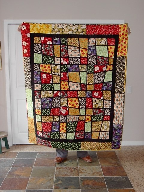 12 best Magic Tile Quilt images on Pinterest | Patchwork embutido ... : tile quilt - Adamdwight.com