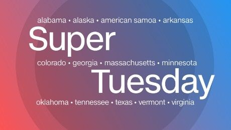 Voters head to the polls in the largest day of elections to-day in the 2016 race for the White House.