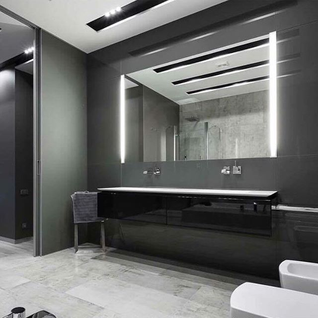 #rifra #milano #awards #ortagroup #bath #bathroom #design #interiors #interiordesign #black #furniture #mirror #hd #accessories #homestyling #homestyle #archiproducts #archilovers #archidaily #architecturephotography #luxury #home #instapic #lovesdomus