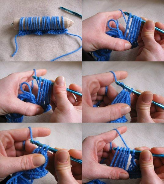 Chic Crochet Scarf - DIY (2)