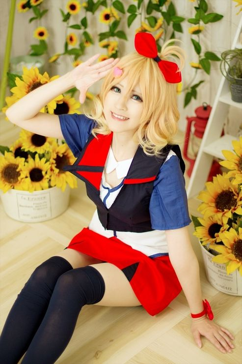 hinayui(雛結) Freyja Wion Cosplay Photo - Cure WorldCosplay