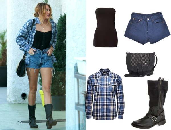 """""""Stijl 3 Miley cyrus"""" by e-j-boonstra ❤ liked on Polyvore"""