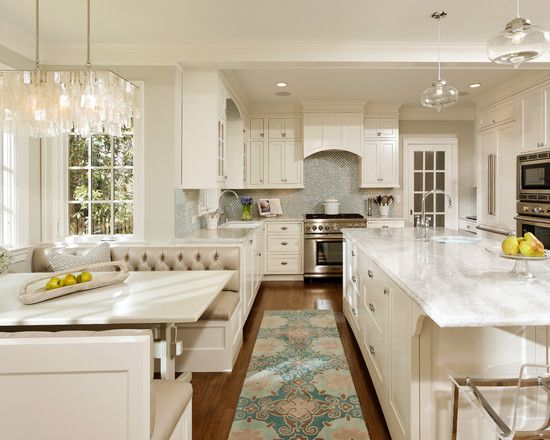 Kitchen Design, Pictures, Remodel, Decor and Ideas - page 16 - another angle of the previously-posted kitchen
