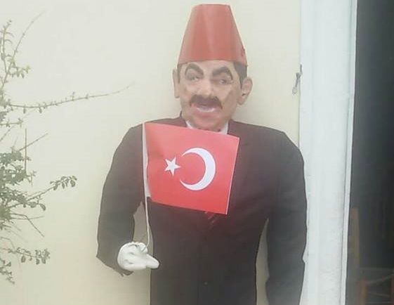 Στα Χανιά αντί για τον Ιούδα θα κάψουν… τον Ερντογάν! (εικόνες)