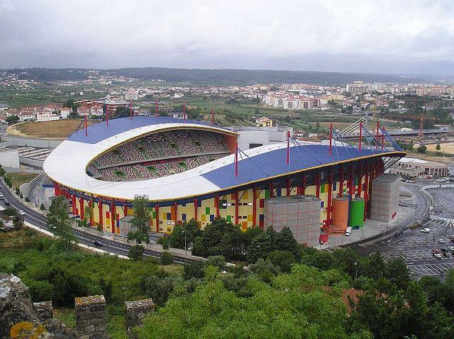 Photos du stade de Leiria : Magalhaes Pessoa
