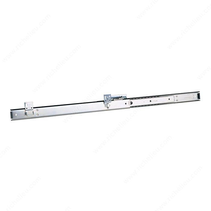 Coulisse de tiroir robuste de série 340 - T3402G22 - Quincaillerie Richelieu