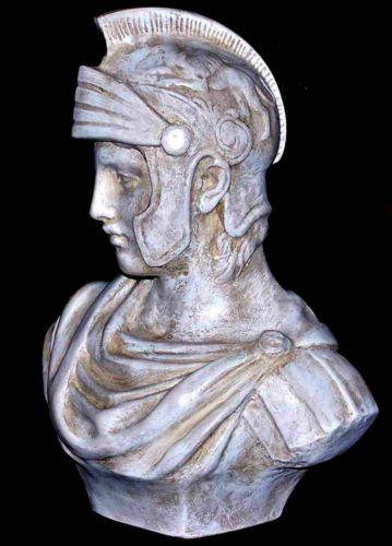 Alexander-The-Great-Greek-Italian-Sculpture-Statue-Bust-hight-29-cm