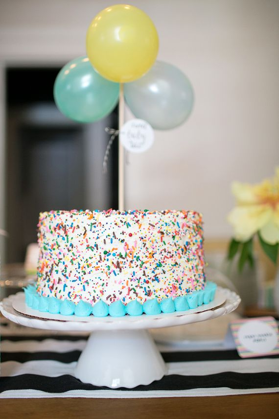 Best  Balloon Cake Ideas On Pinterest Birthday Cake Toppers - Cute easy birthday cakes
