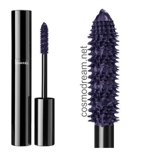 тушь шанель весна 2016 Chanel Mascara Le Volume Ardent Purple
