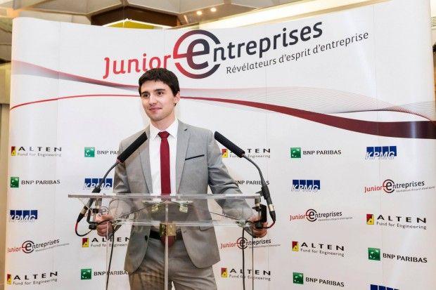 #Ministère de la Jeunesse: Cinq questions à Julien Combret (SKEMA Business School), Président de la Confédération Nationale des Junior-Entreprises (CNJE) au sujet de l'engagement associatif des jeunes aujourd'hui ▸ http://ick.li/PL2K9h