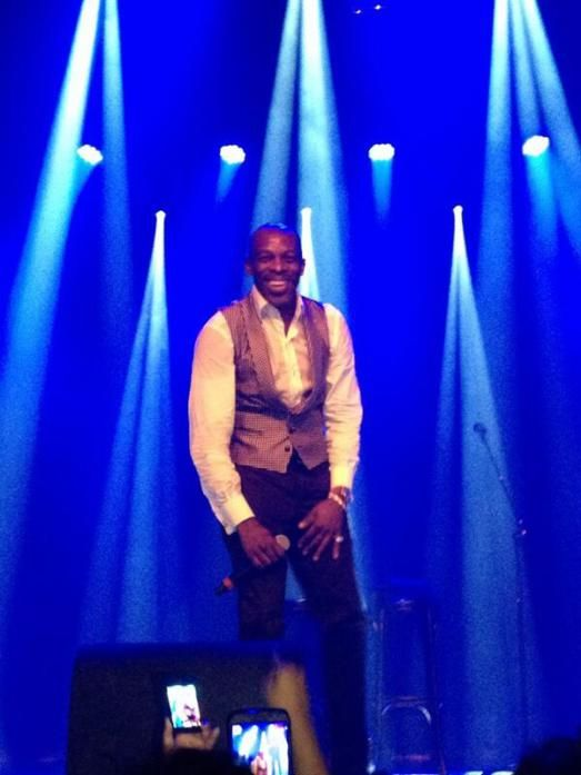 Dedicato agli amanti dell'R&B vecchio stile: JOE live @ Melkweg, Amsterdam [RECENSIONE CONCERTO] ~ Link: http://themusicportrait.com/2013/10/16/joe-live-melkweg-amsterdam/