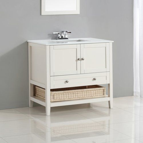 "Found it at Wayfair - Columbia 37"" Single Bath Vanity Set"