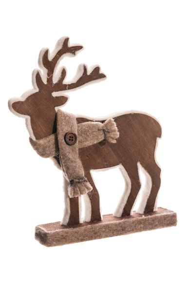 ALLSTATE Reindeer & Scarf Decoration available at #Nordstrom
