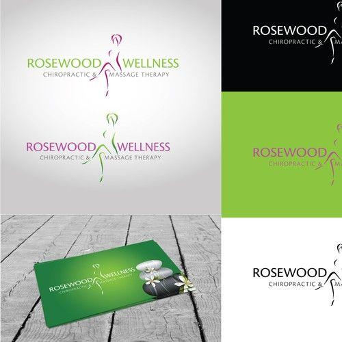 Designs   Create a modern yet organic feeling logo for Rosewood Wellness.   Logo design contest