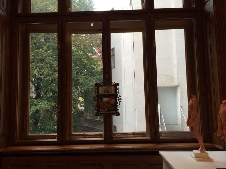 Window & Mirror in t private study
