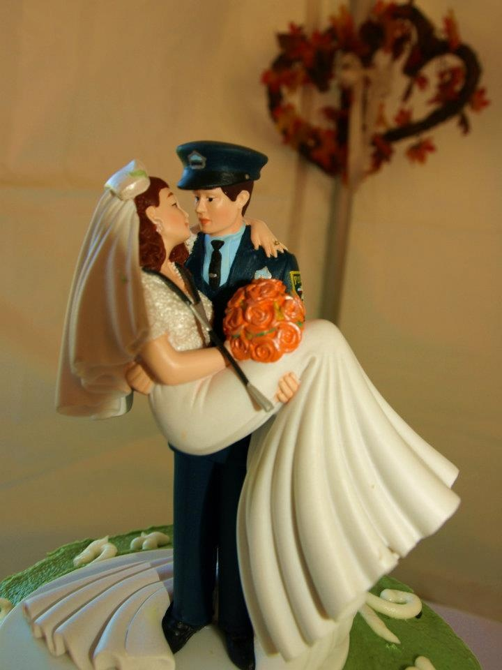 police officer and nurse wedding cake topper 17 best images about safety on 18671