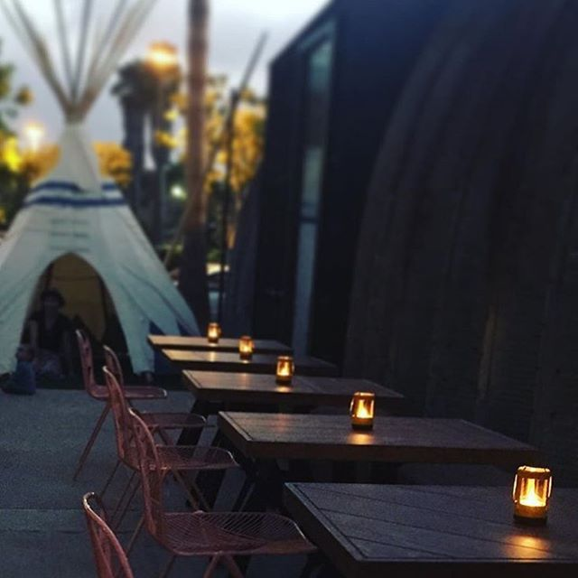 It's been an amazing weekend with friends and family helping us get ready to open our doors to the community on Wednesday the 14th.  We are some lucky sons of guns to have such wonderful people in our lives... . . Amazing 📸 by @littlesundaysun . . #luckysob #wearecampfire #tipi #herewego #somuchlove #sleepwhenimdead #thefirerises #gatheraround