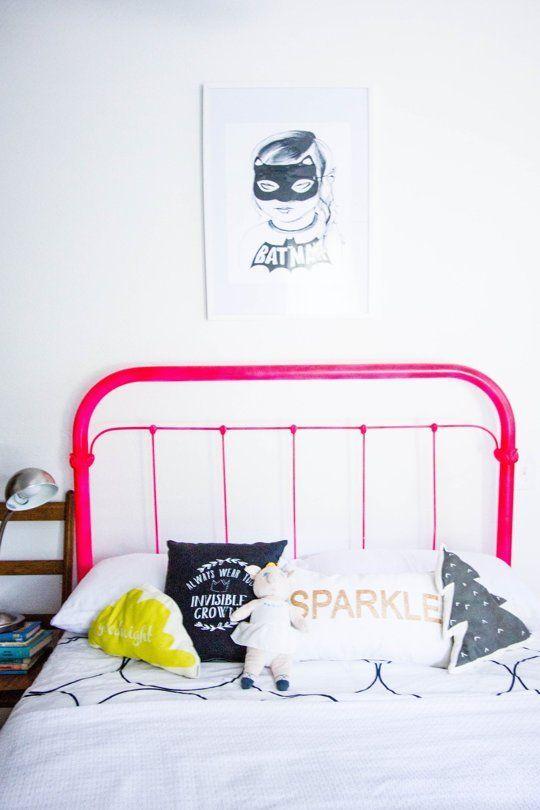 Addison's White & Bright Charmer — Kids Room Tour