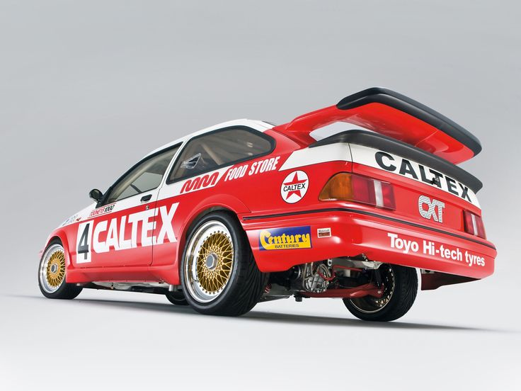 Ford Sierra RS Cosworth Group A Rally Car '1987–89
