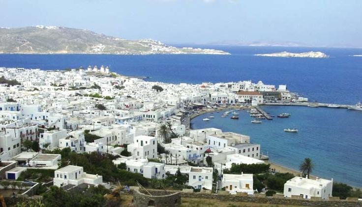 mykonos ... greek isles ...