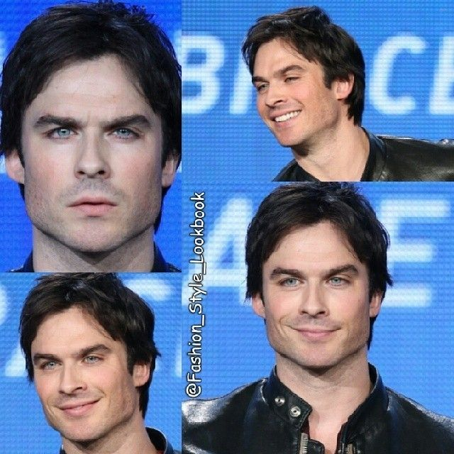 THAT FACE!!! #iansomerhalder #thevampirediaries #paulwesley #ninadobrev #vampire #fashion #style #hot #handsome #outfit #ootd #selfie #magazine #cool #wow #awesome #man #mensfashion #beaman #suit #tie #black #wtf #classy #omg #damonsalvatore #god #help... - Celebrity Fashion
