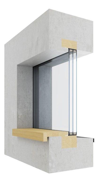 designová dřevěná okna RAND2.0 | JANOŠÍK OKNA-DVEŘE